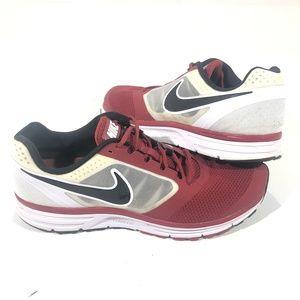 Nike Air Zoom Vomero 8 - Red/White Running Size 13